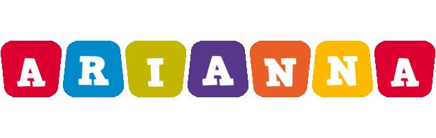 Arianna kiddo logo