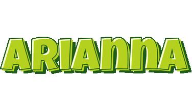 Arianna summer logo