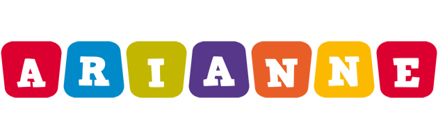 Arianne kiddo logo
