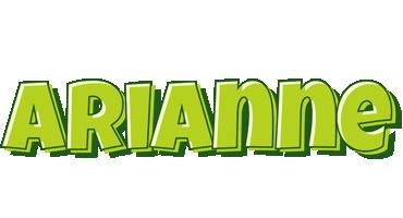 Arianne summer logo