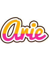 Arie smoothie logo