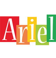 Ariel colors logo
