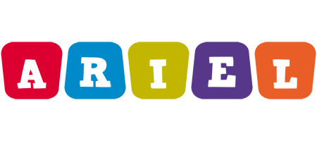 Ariel kiddo logo