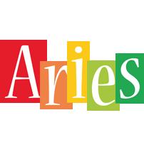 Aries colors logo
