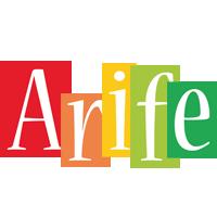 Arife colors logo
