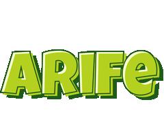 Arife summer logo