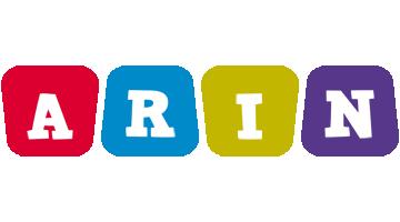 Arin kiddo logo