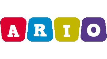 Ario kiddo logo