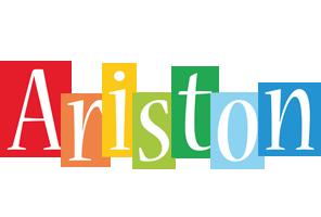 Ariston colors logo