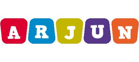 Arjun kiddo logo