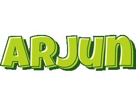 Arjun summer logo