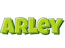 Arley summer logo