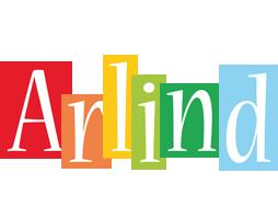 Arlind colors logo