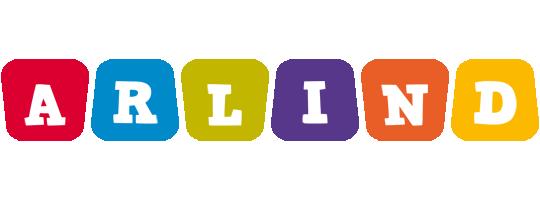 Arlind kiddo logo