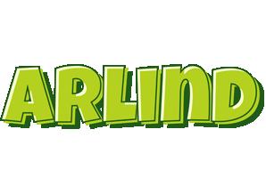 Arlind summer logo