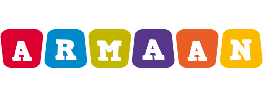 Armaan kiddo logo