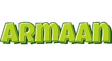 Armaan summer logo