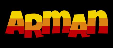 Arman jungle logo