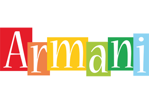 Armani colors logo