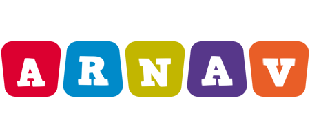 Arnav kiddo logo