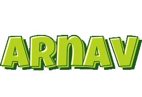 Arnav summer logo