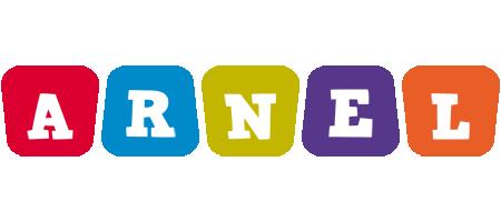Arnel kiddo logo