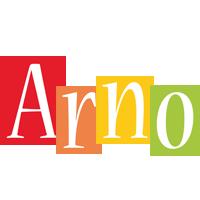 Arno colors logo