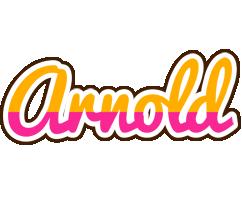 Arnold smoothie logo