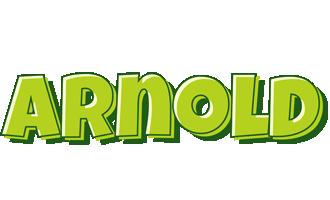 Arnold summer logo
