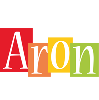Aron colors logo