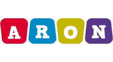 Aron kiddo logo