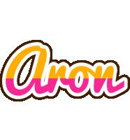 Aron smoothie logo