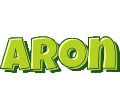 Aron summer logo