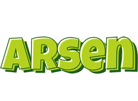 Arsen summer logo