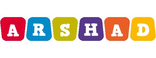 Arshad kiddo logo