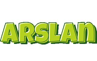 Arslan summer logo