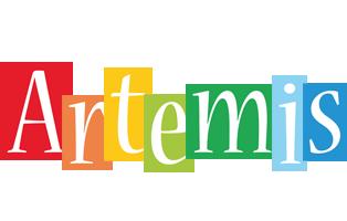 Artemis colors logo