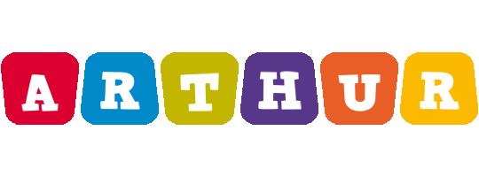 Arthur kiddo logo