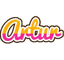 Artur smoothie logo