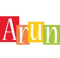 Arun colors logo