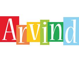 Arvind colors logo