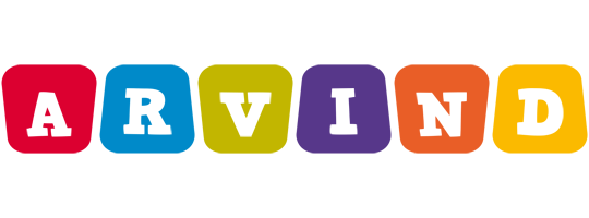 Arvind kiddo logo