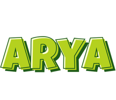 Arya summer logo