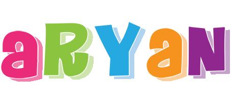 Aryan Name Logo Aryan Logo