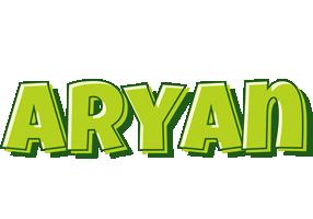 Aryan summer logo