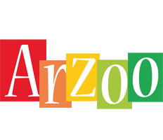 Arzoo colors logo