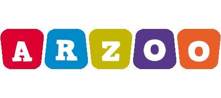 Arzoo kiddo logo