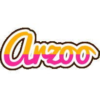 Arzoo smoothie logo