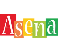 Asena colors logo