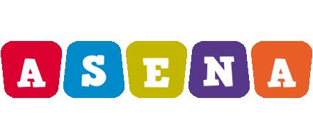Asena kiddo logo